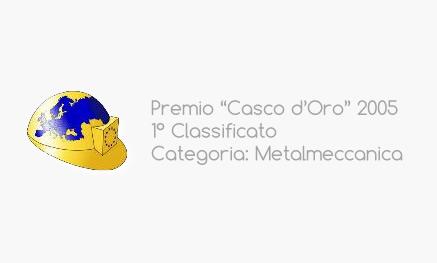 """Premio """"Casco d'Oro"""" 2005"""